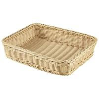 Polywicker Display Baskets - Gecko Catering Equipment