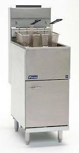 Pitco Gas Fryer 35C/S
