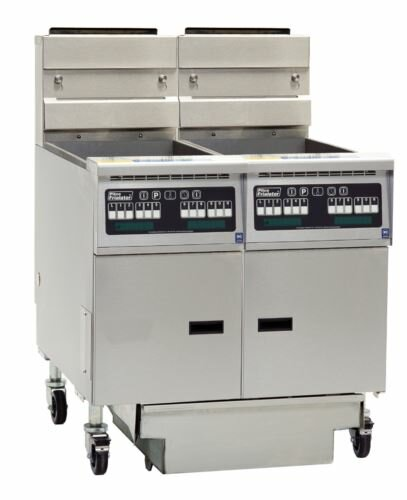 Pitco - Solstice Series Fryer Bank SG14S/FD-FFF