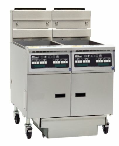 Pitco - Solstice Series Fryers Bank SG14S/FD-FF