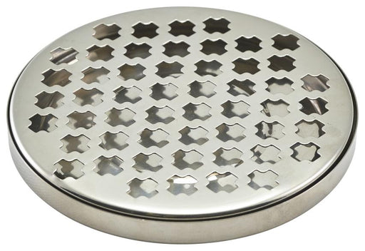 Stainless Steel Round Drip Tray - Gecko Catering Equipment