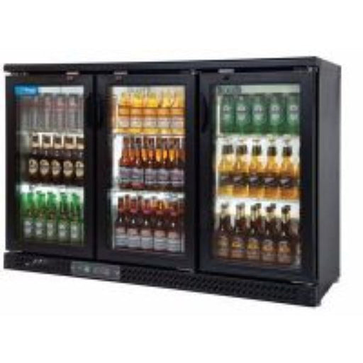 BC30HBE Three Door Bar Display Cooler
