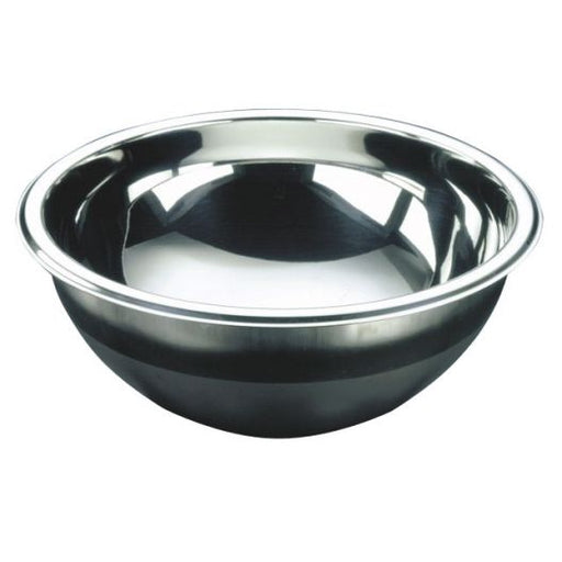 Classic Domed Inset Stainless Steel Hand Basin (⌀200mm)