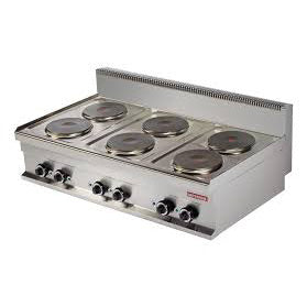 American Range 6 Ring Cooktop