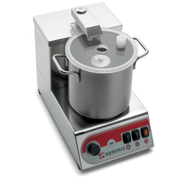 Sammic SK3 Food Processor and Bowl Cutter