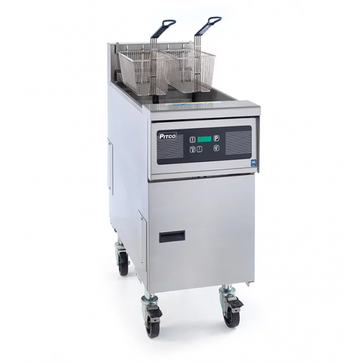Pitco Single Tank Electric Fryer CE-SE14S-D