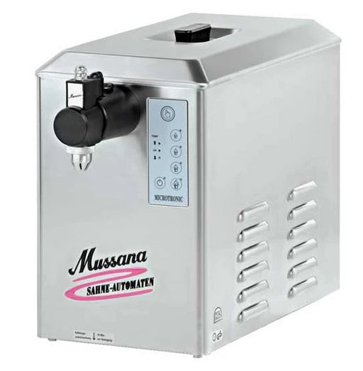 Mussana Cream Whipping Machine 'Boy' 4 Litre