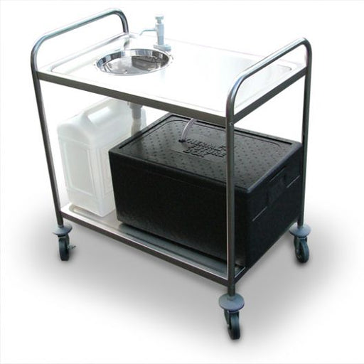 Classic Portable Hand Wash Trolley
