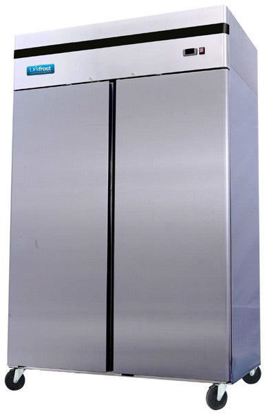 Unifrost Large Double Door Fridge