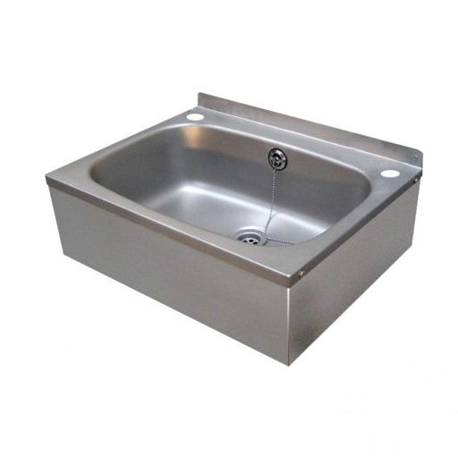 Classic Stainless Steel Utility Hand Basin
