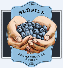 blue pils permaculture photo