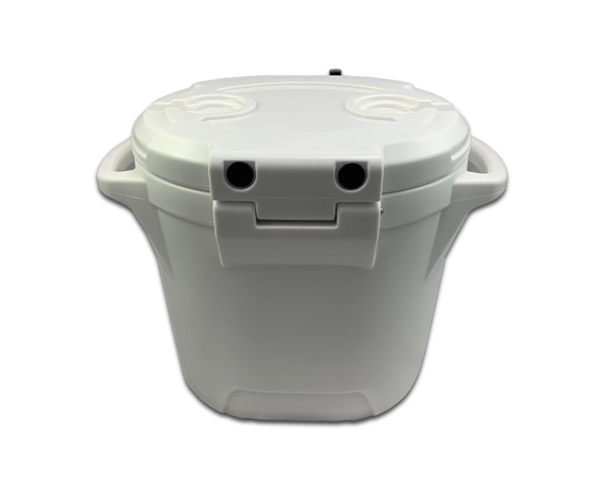 roto molded jockey box yeti style back