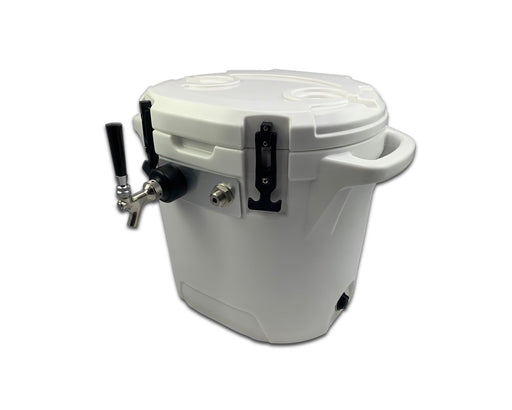 roto molded jockey box yeti style