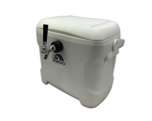 1 Tap Marine Jockey Box - Rear Inputs