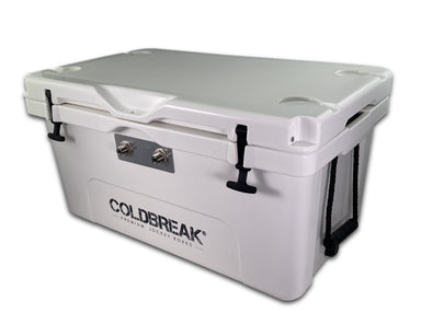 2 tap beer trailer jockey box, jumper box, angle