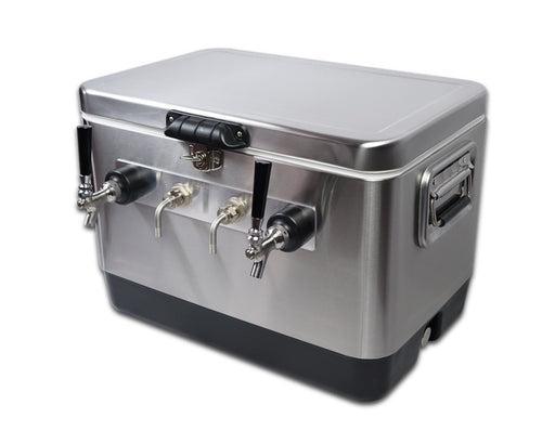 2 tap bartender edition jockey box