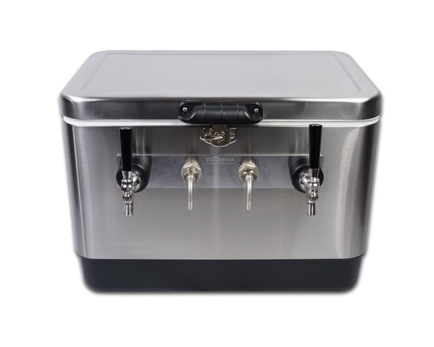 coldbreak two tap jockey box