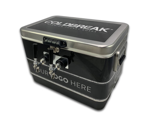 2 Tap Wrapped Jockey Box - Rear Inputs