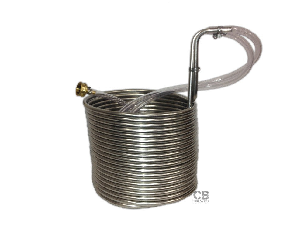 Coldbreak Jumbo Stainless Steel Immersion Wort Chiller