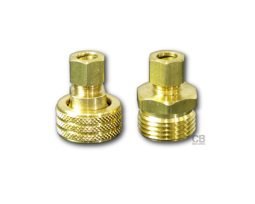 compression fittings 3/8""