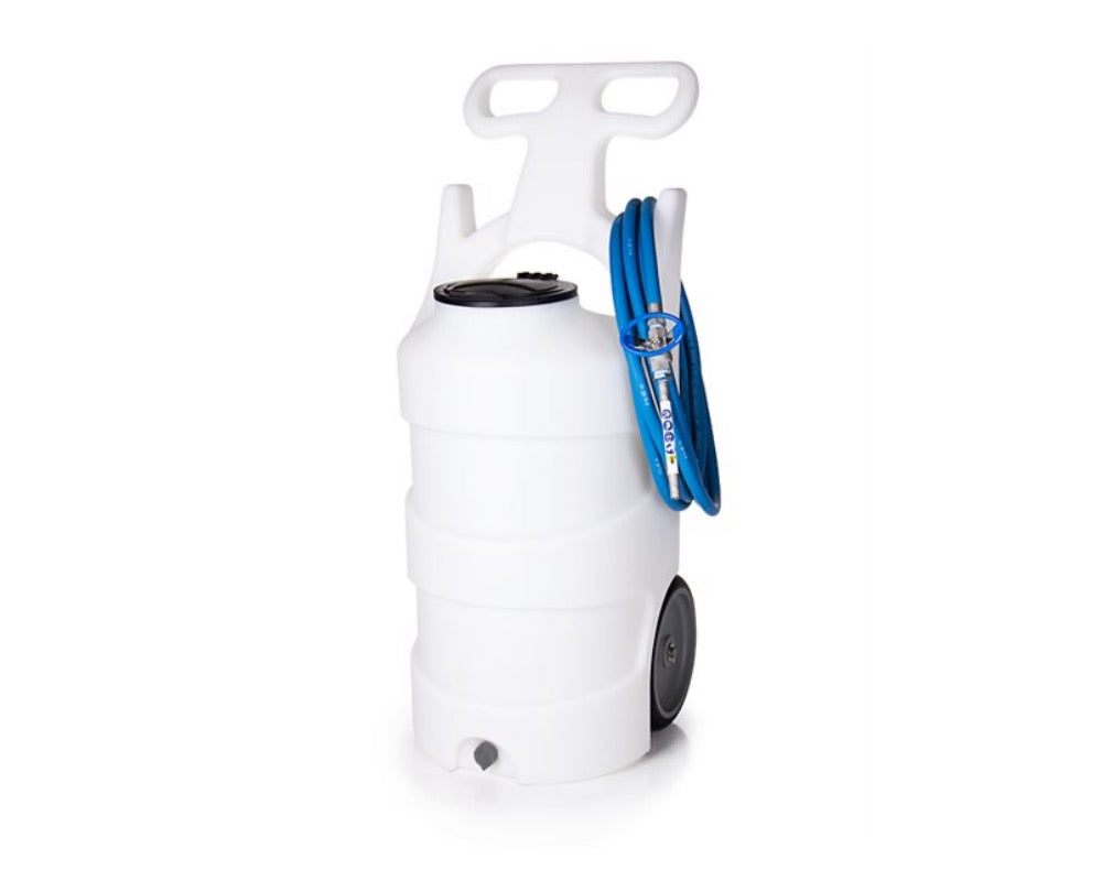 10 gallon foaming unit - brewery cleaning and sanitizing
