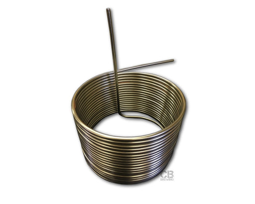 "Jockey Box Coil - 9.75"" Diameter"