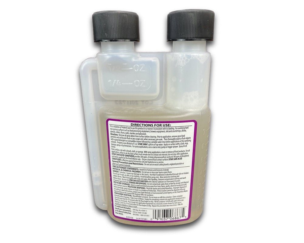 Star San® Acid Based Sanitizer