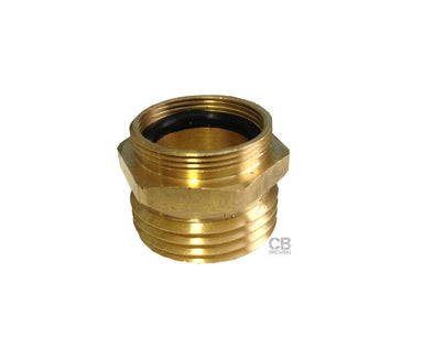 brass kitchen sink adapter