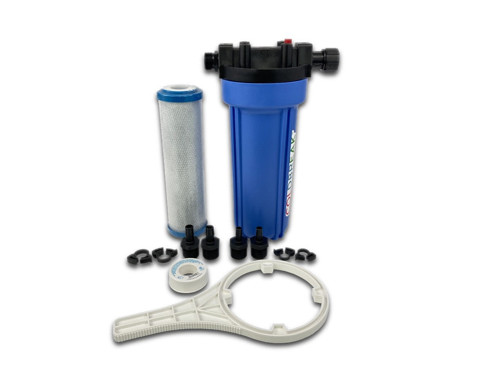 Water Filter Kit, Single Stage