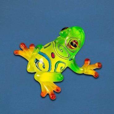 Curly Frog