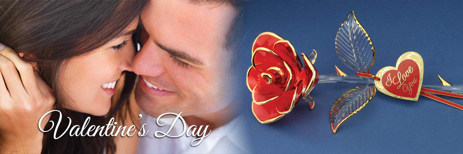 Shop handcrafted glass art to celebrate the love in your life.