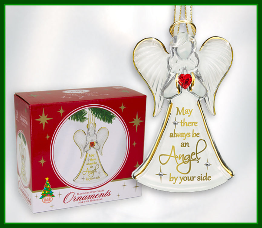 Angel By Your Side Ornament