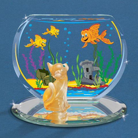 Cat & Fish Bowl