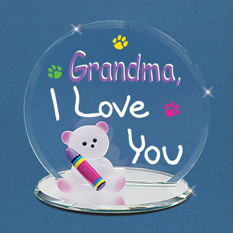 """Grandma, I Love You"" Bear"