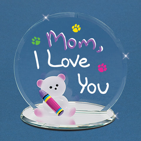 """Mom, I Love You"" Bear"
