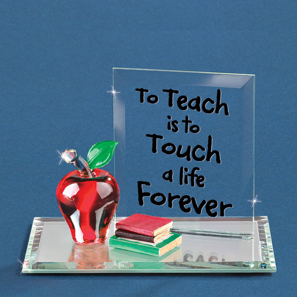 To Teach, Apple with Books
