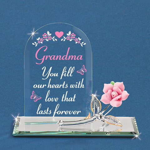 """Grandma, You Fill Our Hearts"""