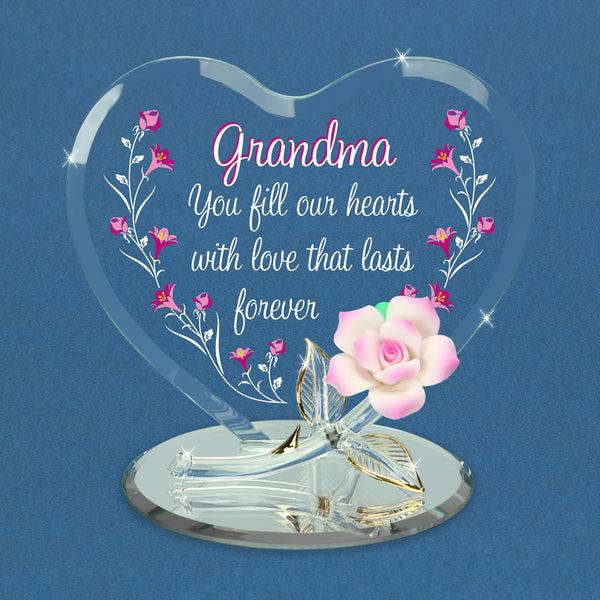 Grandma, You Fill Our Hearts""