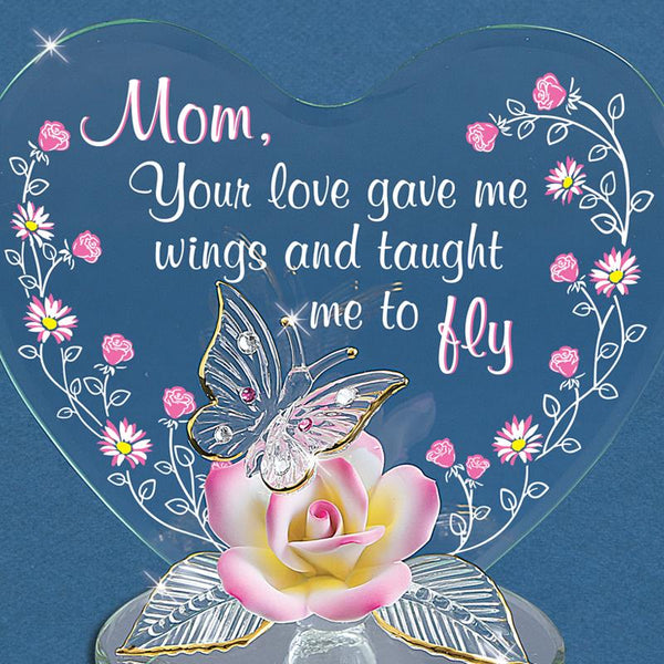 """Mom, You Gave Me Wings"""