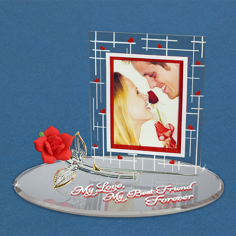 """My Love, My Best Friend"" Picture Frame"