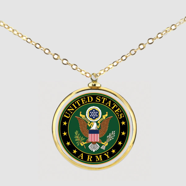 U.S. Army Necklace
