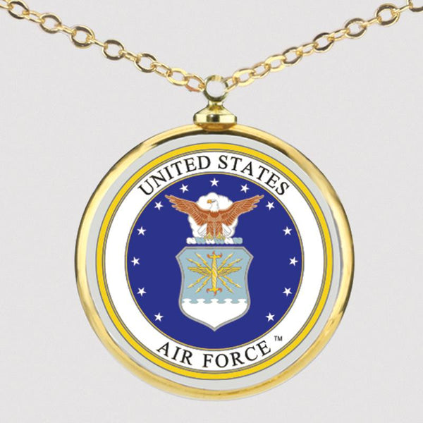 U.S. Air Force Necklace