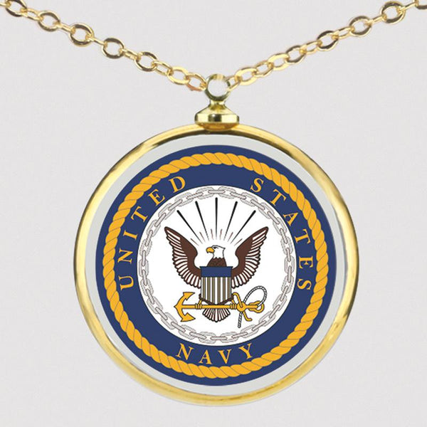 U.S. Navy Necklace