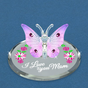 """I Love You Mom"" Butterfly"