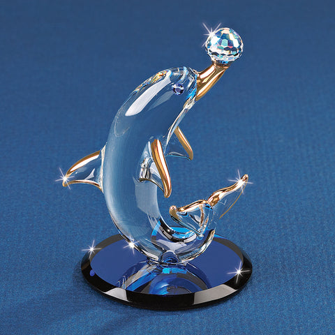 Dolphin with Crystal Ball