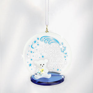 Bear Friends Ornament