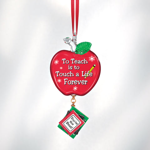 To Teach Ornament