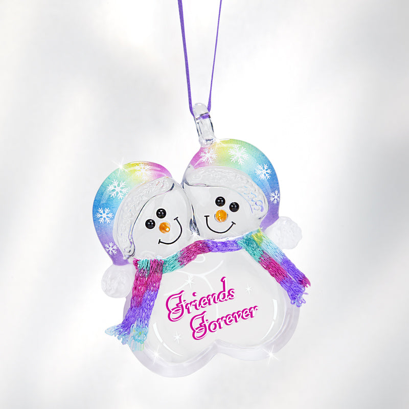 Snow Friends Ornament