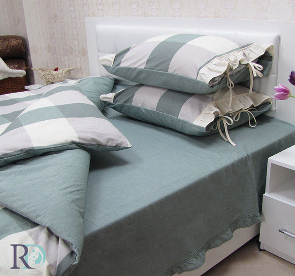Natural Linen Bedding Sets