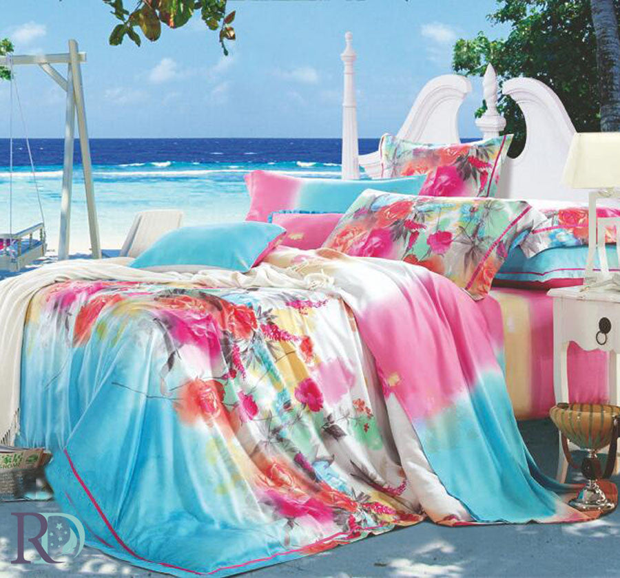 Organic Tencel Bedding Set Collection
